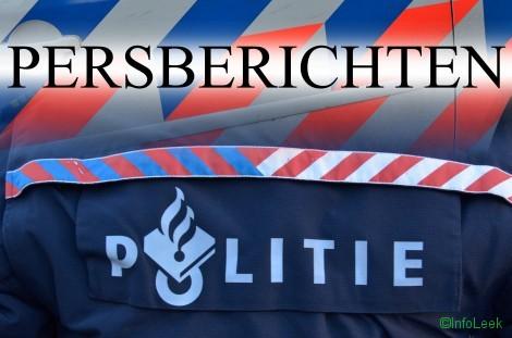 PERSBERICHTEN_politie