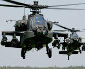 Grote Defensie oefening met meerdere helikopters begin oktober
