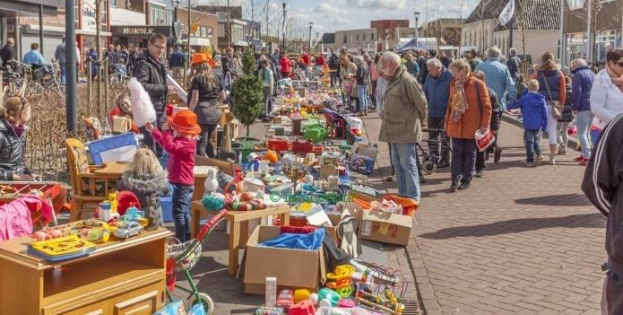 tweedehands markt vandaag