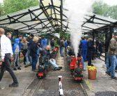 Treintje van Stichting Nienoord Spoorwegen genomineerd voor 20ste Provinciale Vrijwilligersprijs