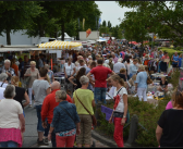 Jaarmarkt in Zevenhuizen met 100 kramen en ruim aanbod
